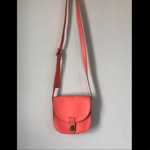Small Fossil Purse w/adjustable strap